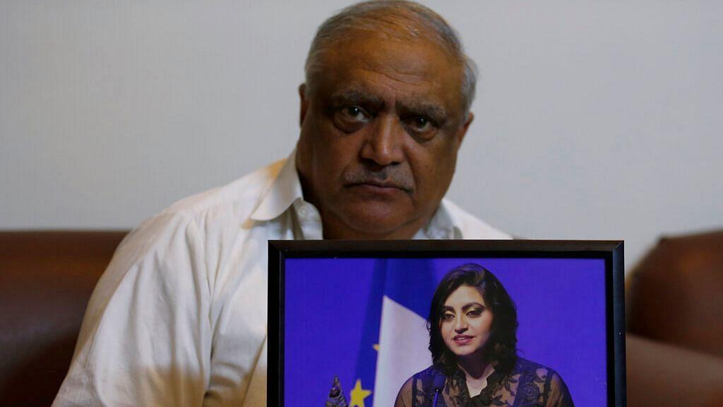 Pakistani Activist Seeking Asylum in US Says Father Abducted