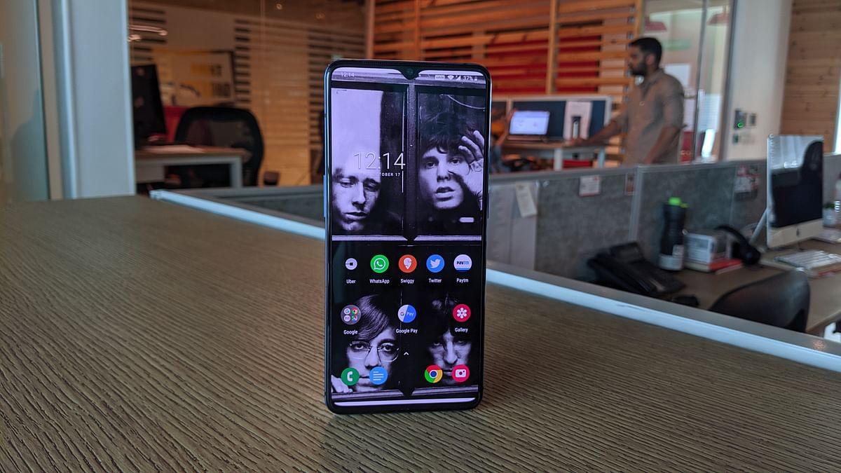 OnePlus 7T gets a marginally bigger screen than its predecessor.