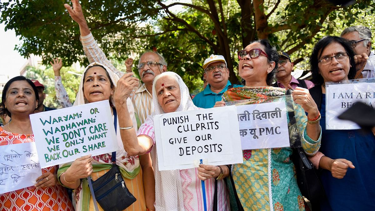 74-Year-Old Thane Man Becomes 8th Victim of PMC Bank Crisis