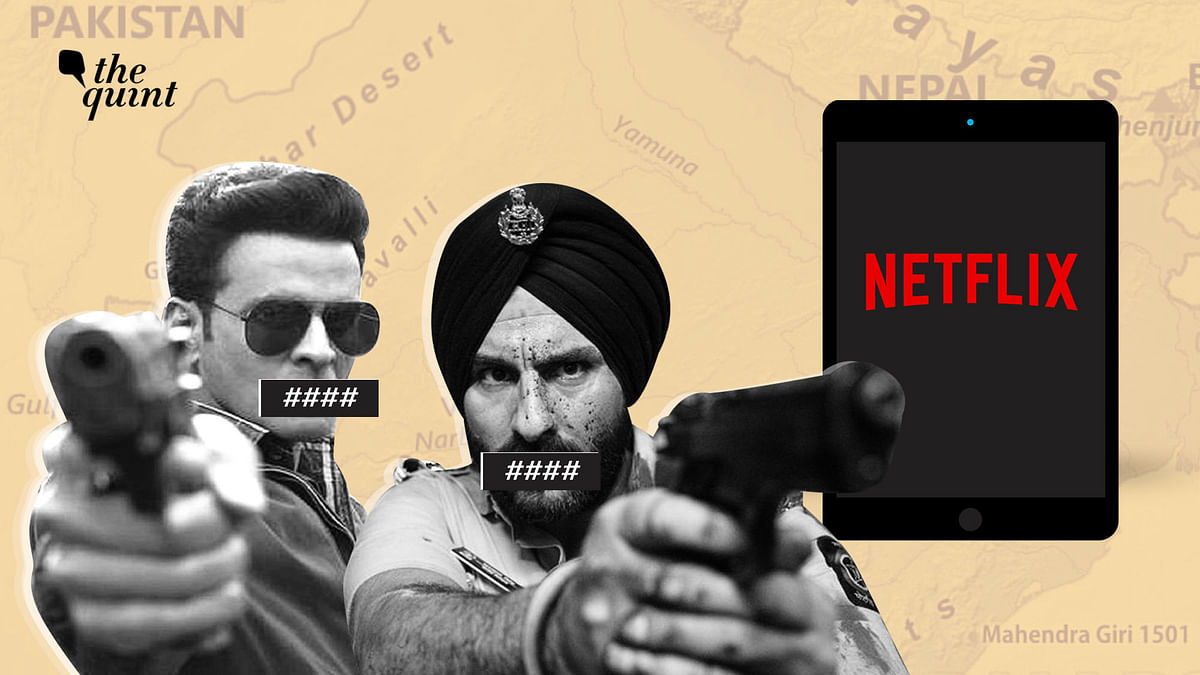 Web series like Family Man and Sacred Games produced by Amazon Prime and Netflix respectively have been under fire for its content.