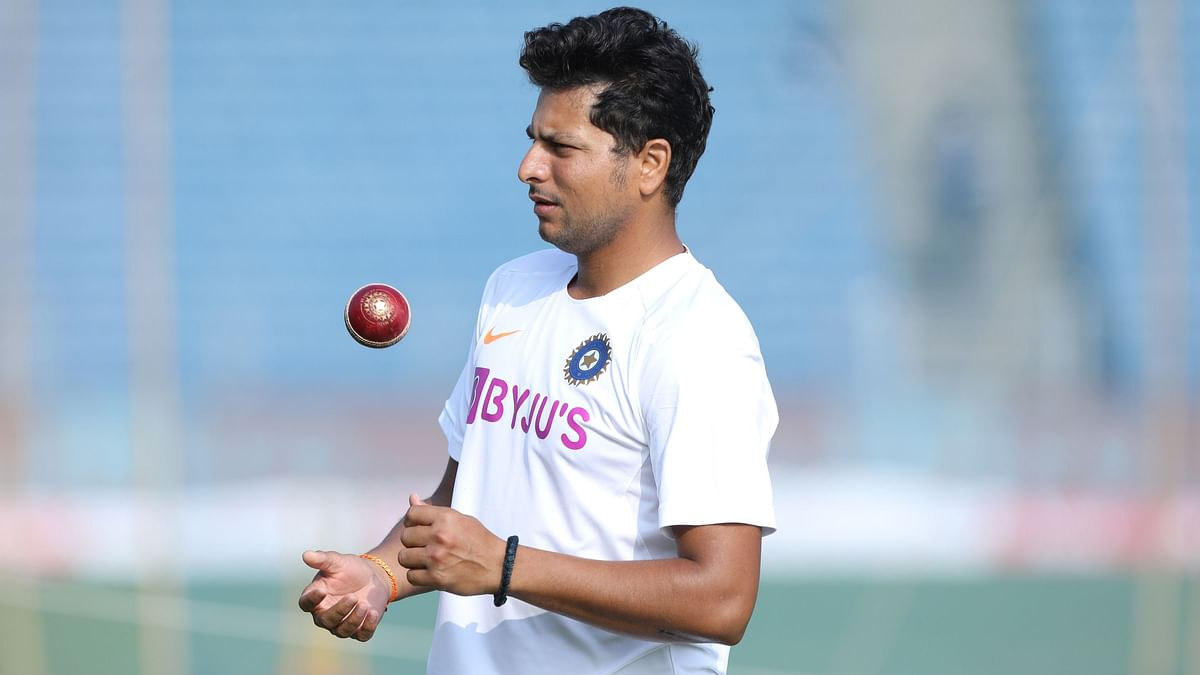 India spinner Kuldeep Yadav reckons that the current phase in his career is one of the many challenges he will have to overcome.
