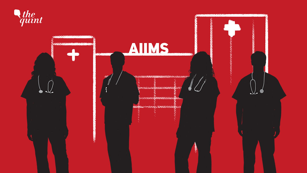 Doctors  Struggling to Live: No Pay for AIIMS Foreign Residents