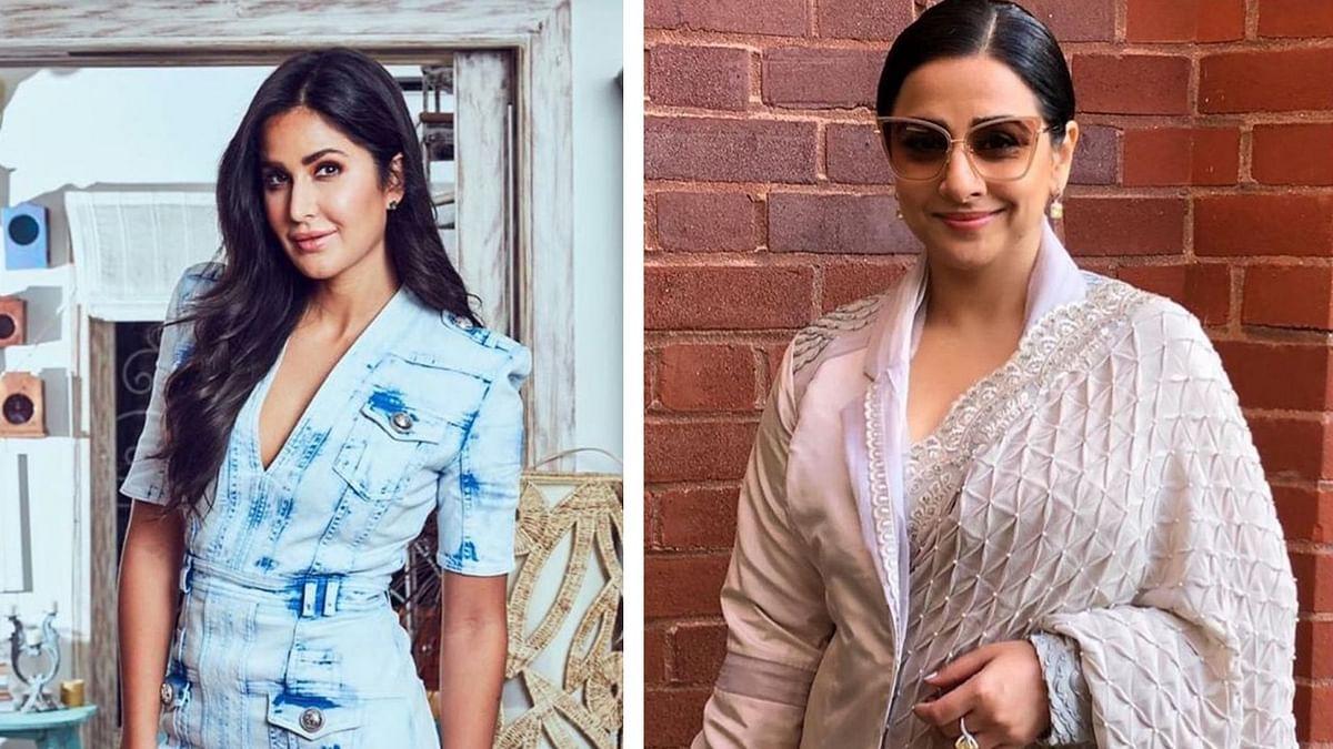 Vidya Balan and Katrina Kaif to Team up for Action-Comedy?