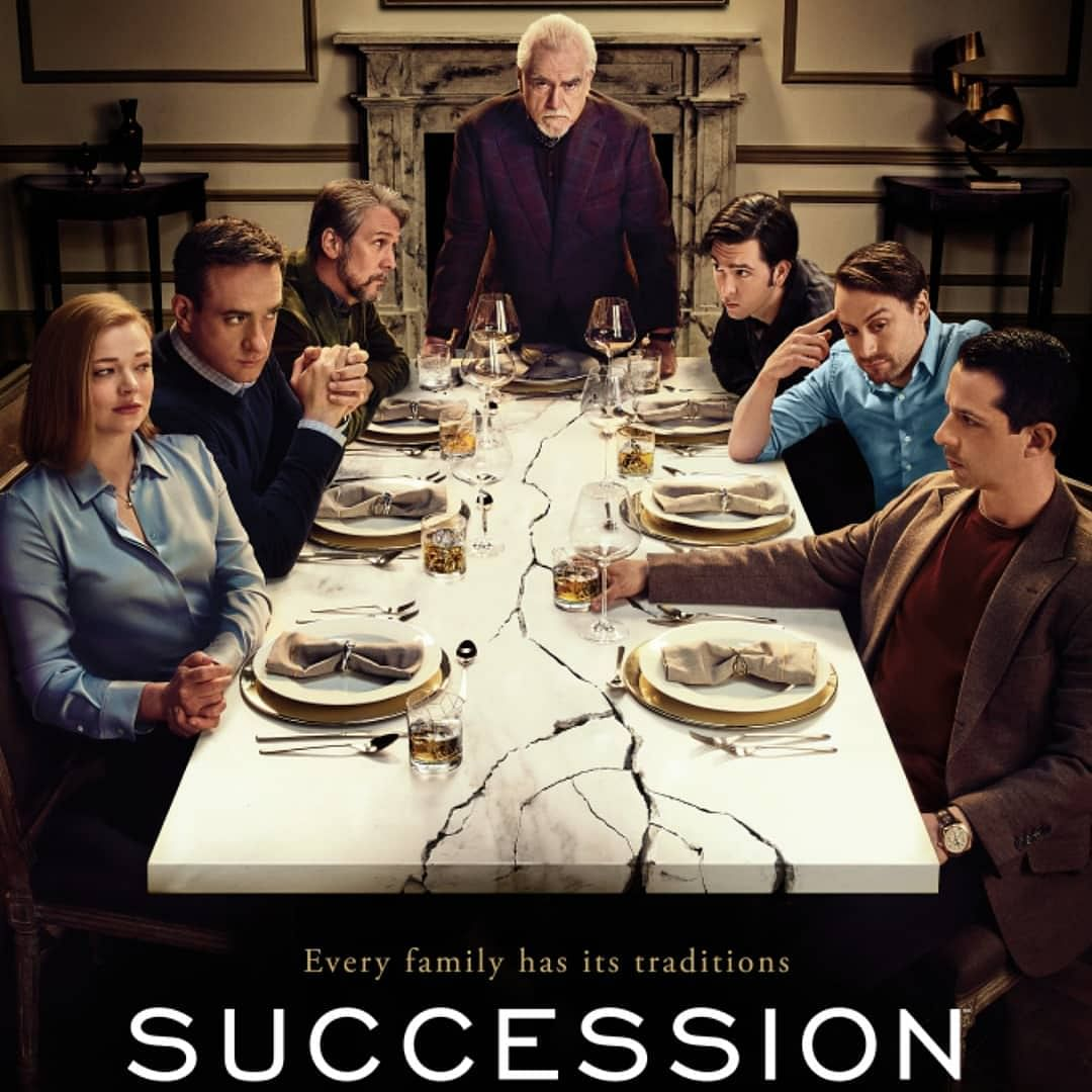 Poster of <i>Succession.</i>