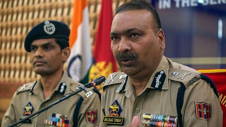 Zakir Musa's Al-Qaeda Offshoot Group 'Removed' From J&K, Says DGP