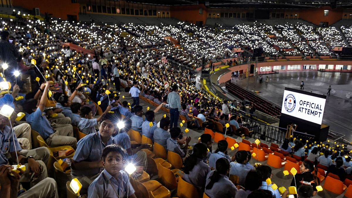 Delhi-NCR Students Create Two Environmental Guinness World Records