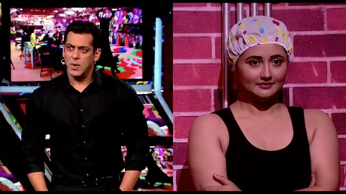 Bigg Boss 13: Watch Salman Khan Give a 'Shower' to the Housemates