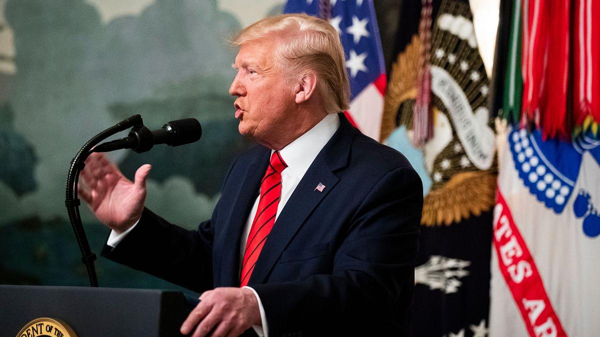 With al-Baghdadi's Death, Trump Touts Much-Needed Triumph
