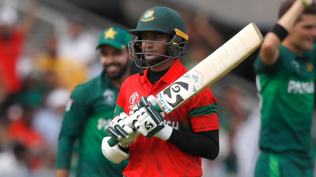 Shakib Al Hasan Banned for Two Years in Anti-Corruption Case