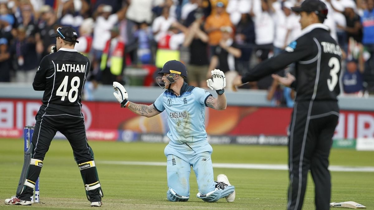 ICC Changes Super Over Rule That Decided World Cup Winner