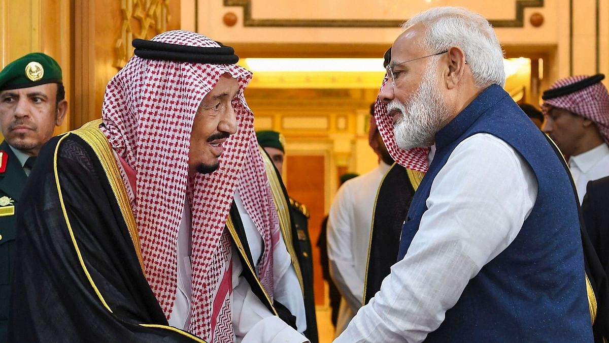 India and Saudi Arabia on Tuesday, 30 October inked over a dozen agreements in several key sectors.