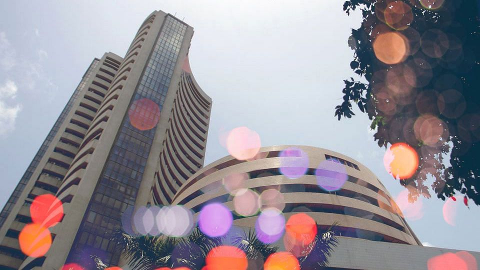 Sensex Trims Early Losses, Turns Flat After Economic Survey Tabled