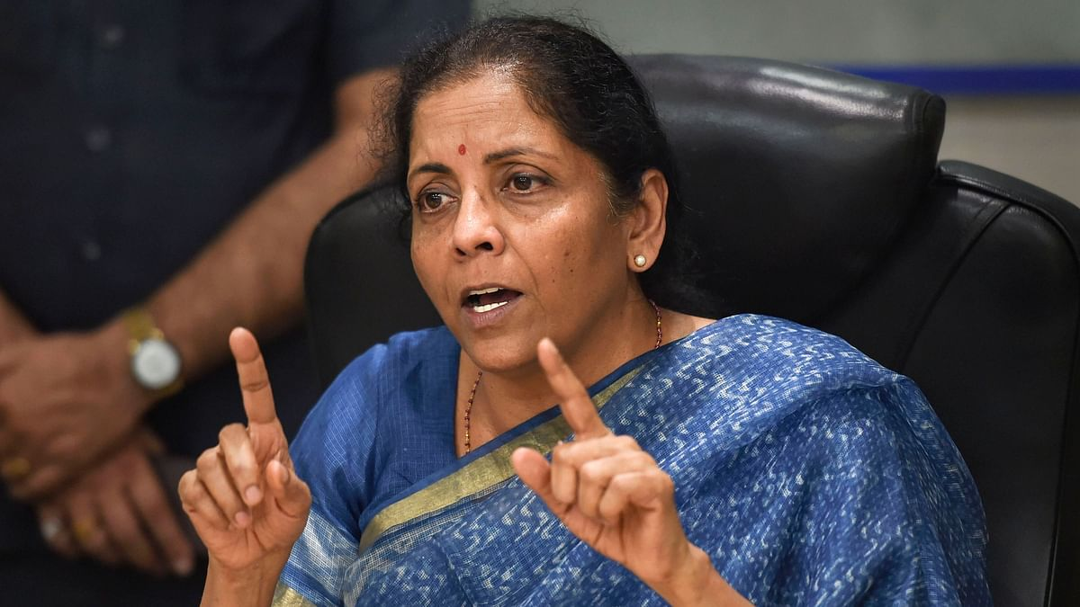 States Opposing CAA Is Unconstitutional: Nirmala Sitharaman