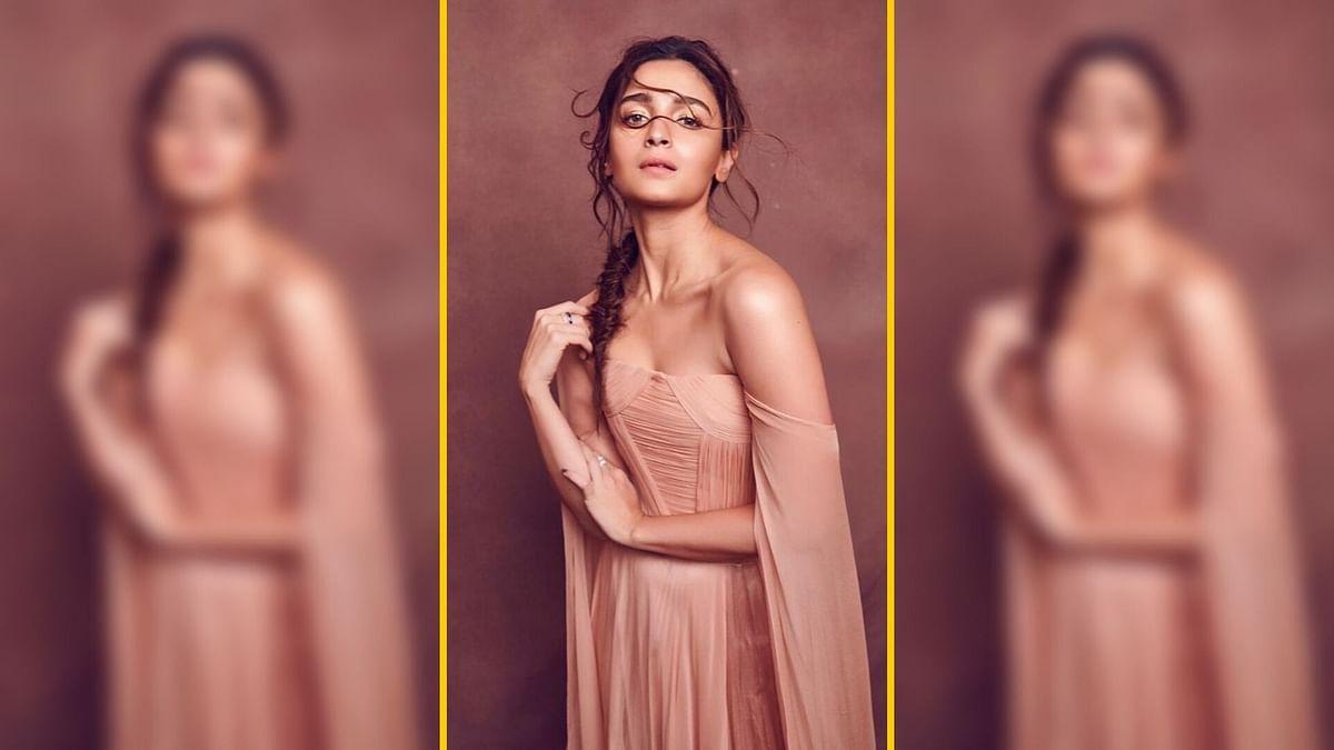 Alia Bhatt takes us through her behind-the-scenes look at IIFA Awards.
