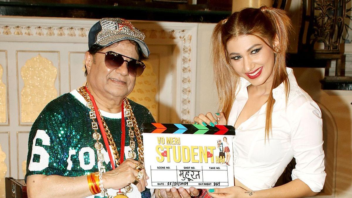 Anup Jalota and Jasleen Matharu will co-star in <i>Vo Meri Student Hai.</i>