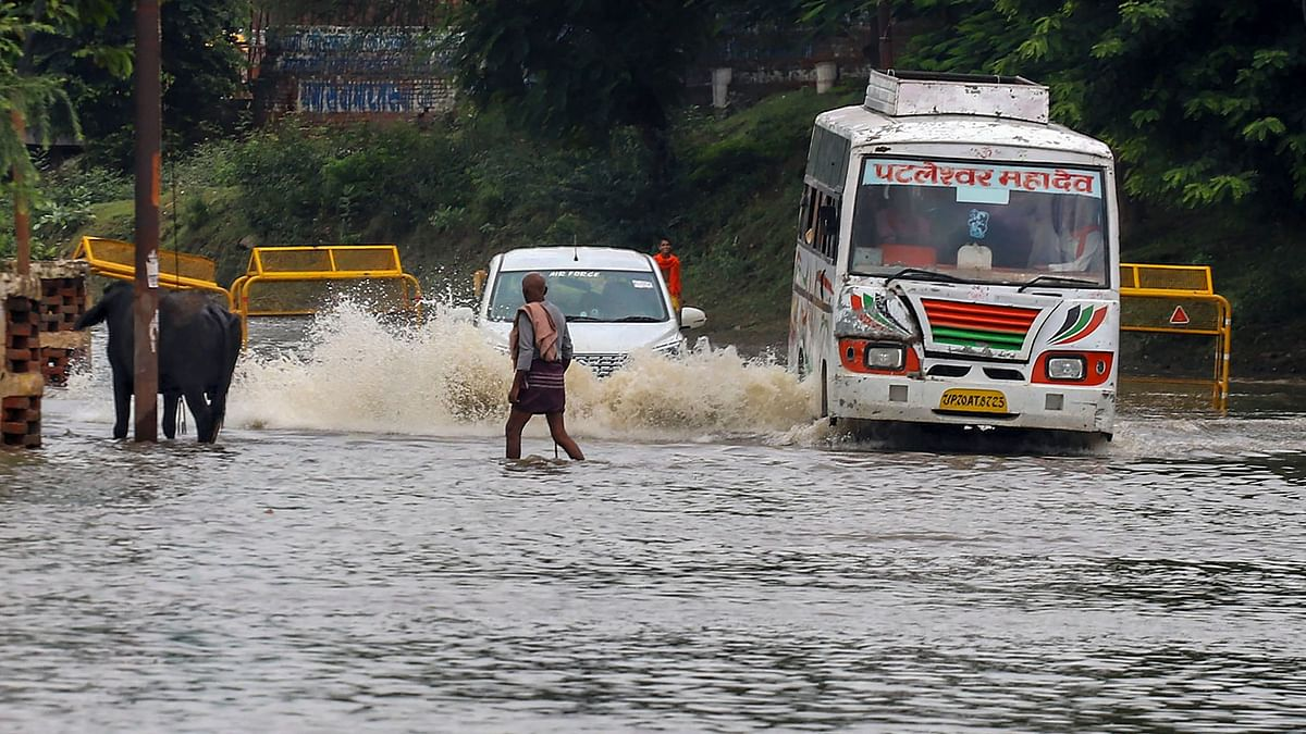 Over 100 people have died in Uttar Pradesh since last week following incessant rains.