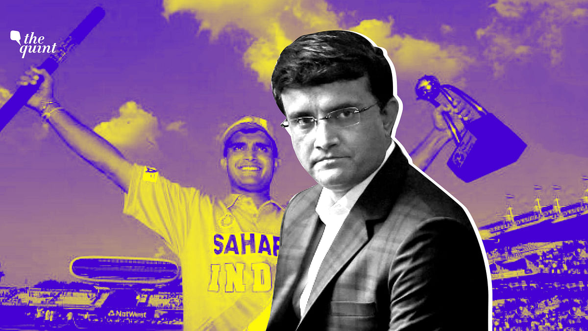 A New Innings: Sourav Ganguly Makes Yet Another Comeback