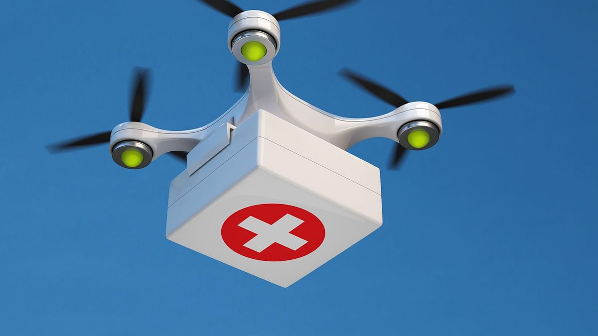 Drones Could Help Quicken Response for Medical Emergencies