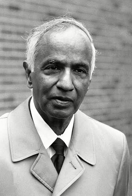 Nobel Laureate Subrahmanyan Chandrasekhar