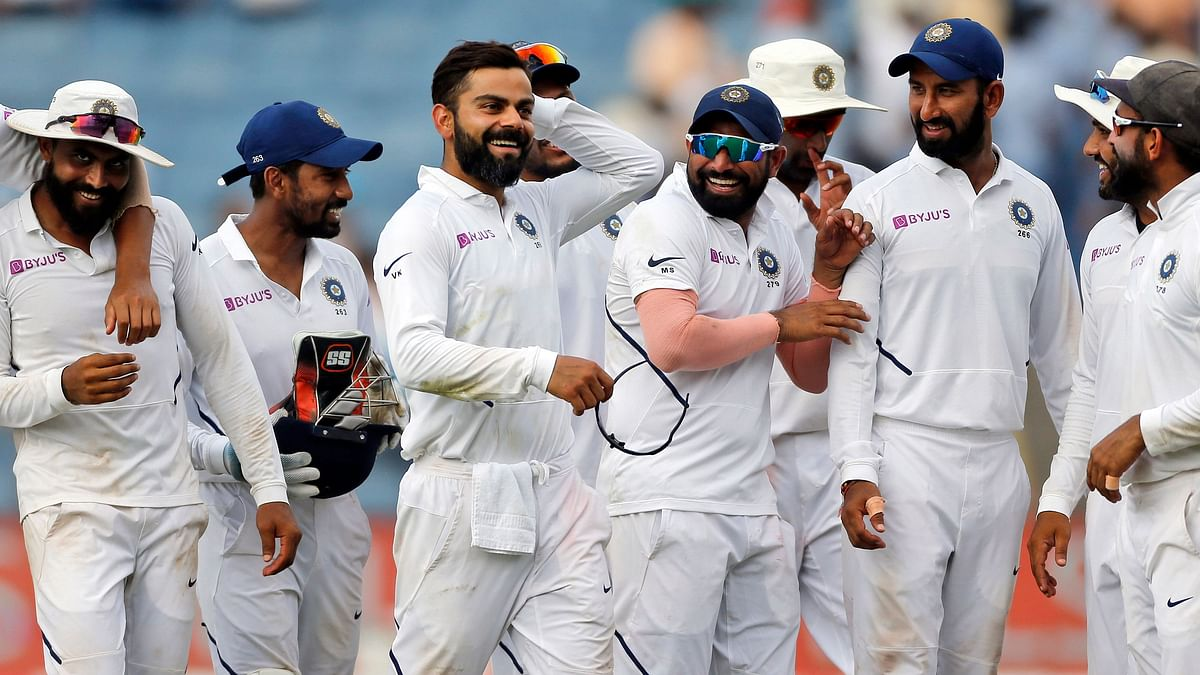 India took 30 minutes to wrap up the South African tail post tea on day four to win the second Test by an innings and 137 runs.