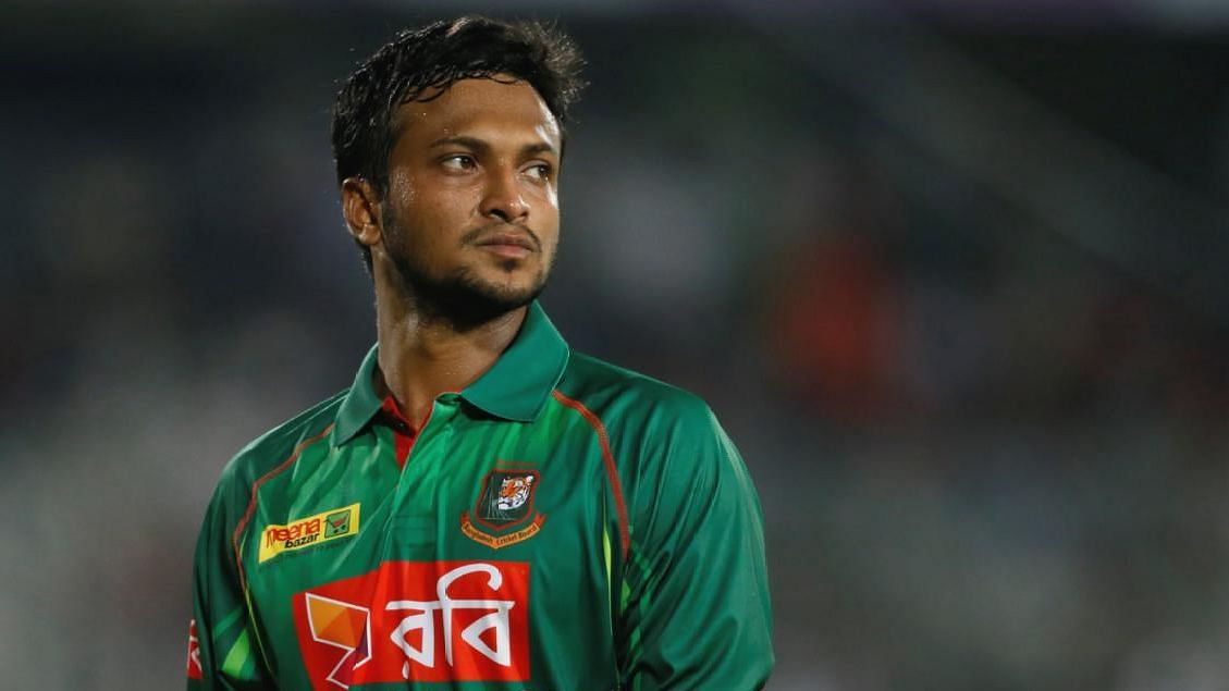 Shakib in Kolkata, But Won't be Allowed to Enter Eden Gardens