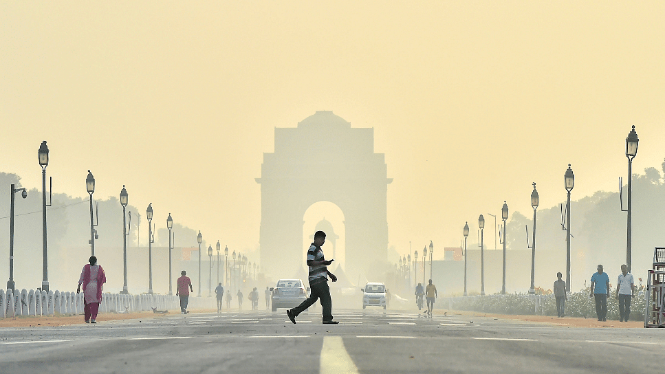 'Odd-Even Scheme May Not Be the Solution to Air Pollution': SC