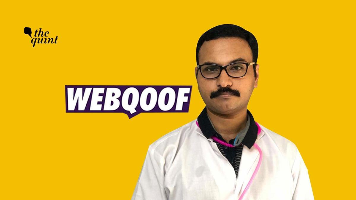 Dr WebQoof Round-Up: Media Menace, Fake News About Plogging & More