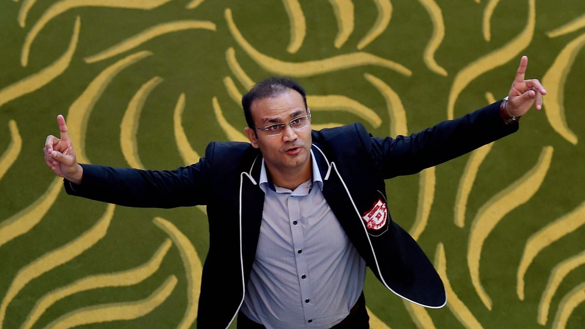 Sehwag slammed Pakistan Prime Minister Imran Khan following his recent speech at the United Nations General Assembly.