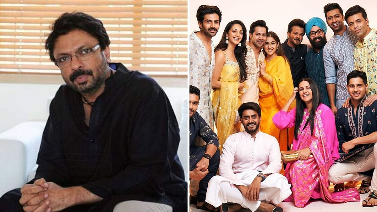 QuickE: B'wood Celebrates Diwali; Bhansali Announces 'Baiju Bawra'