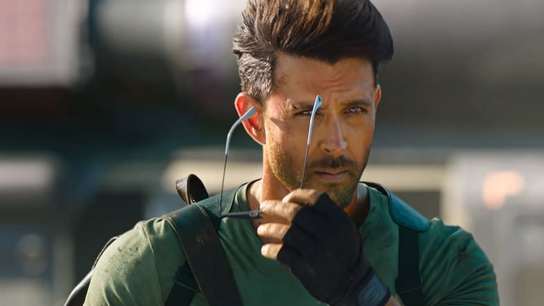 Hrithik and Tiger-Starrer 'War' Earns Rs 200 Crores in Seven Days