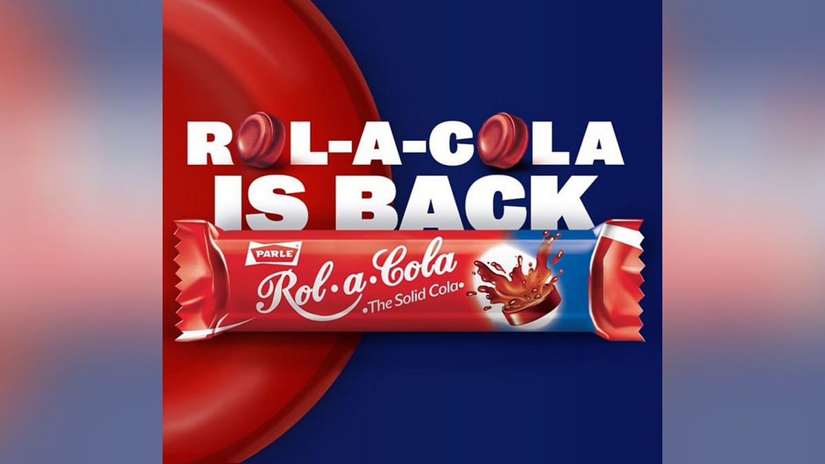 Rola Cola candy is set to be re-launched  after a gap of about 13 years.