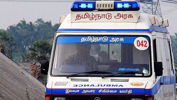 Two weeks after an audio clip of a doctor and his team trying to strike a bargain with 108 ambulance drivers surfaced, the Tamil Nadu government has initiated disciplinary action against them. Representative image only.