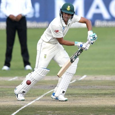 Five New Faces in South Africa's Test Squad as They Face India