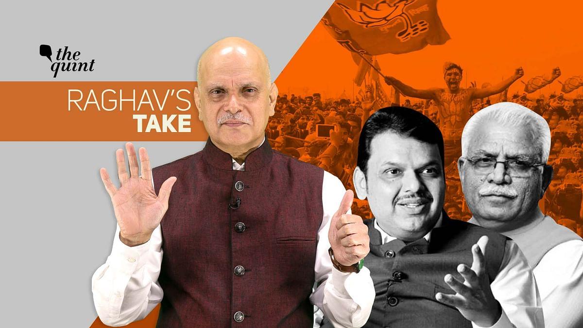 Why I Call Maha, Haryana Polls 'Juggernaut-Stoppers': 6 Takeaways