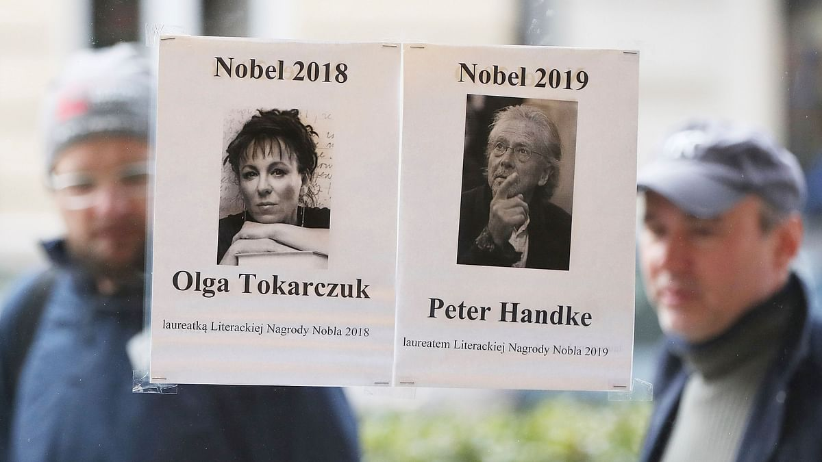 Two Nobel Literature Prize Winners Expose Europe's Fault Lines