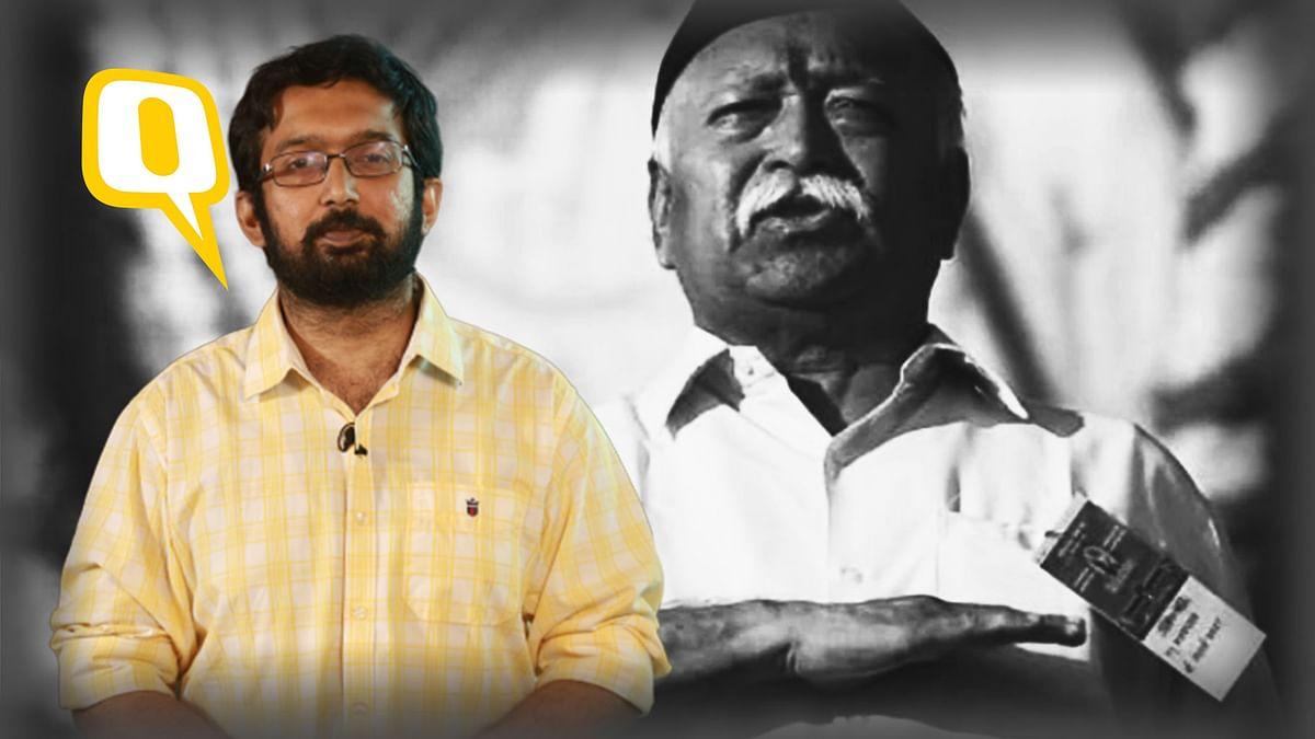 Why Mohan Bhagwat Called Lynching a Christian & Muslim Concept