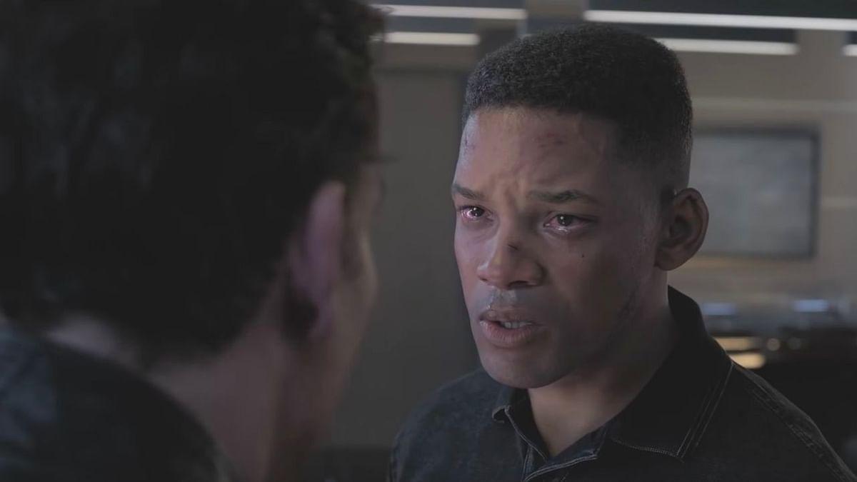 Will Smith in <i>Gemini Man.</i>