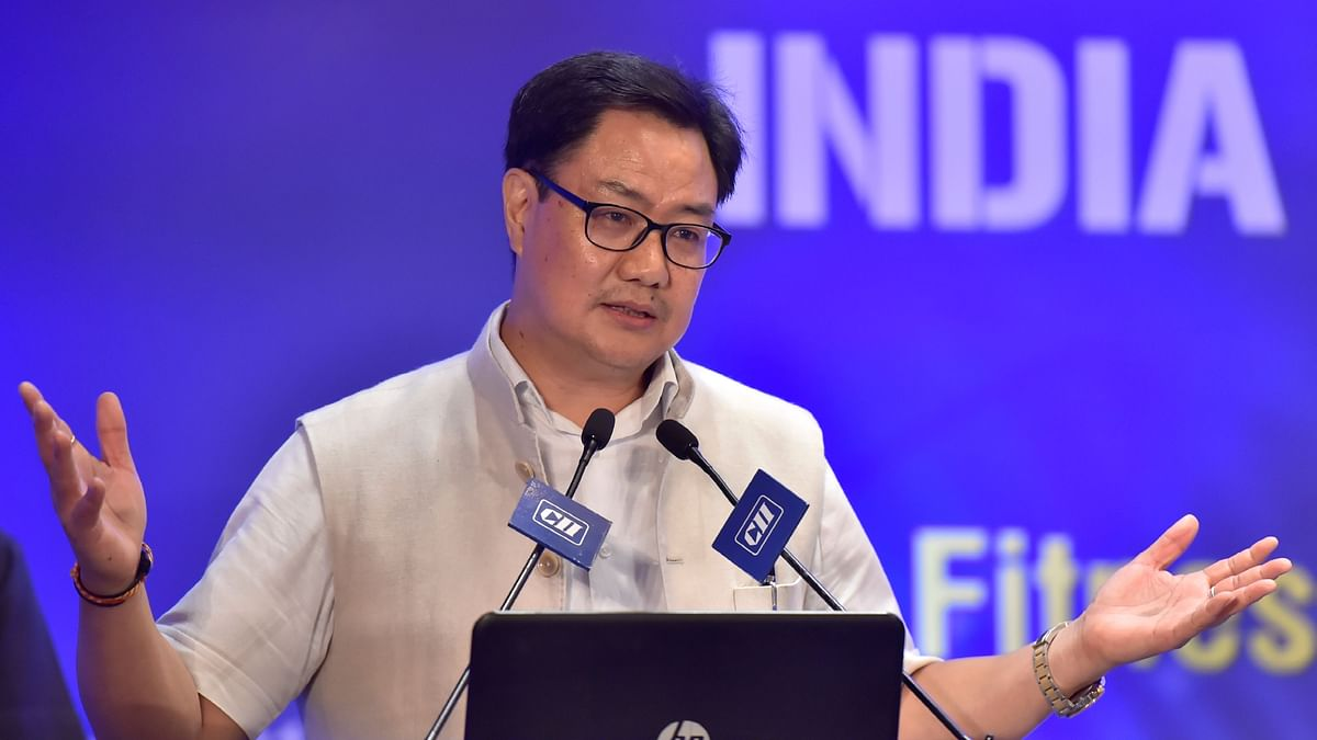 'Can't Interfere in Selection Process': Rijiju on Nikhat-Mary Row