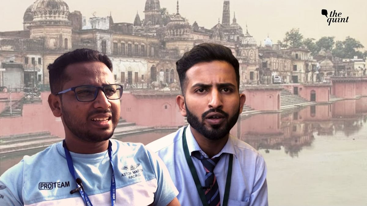 Talk About Jobs, Not Mandir-Masjid: Ayodhya's Hindu & Muslim Youth