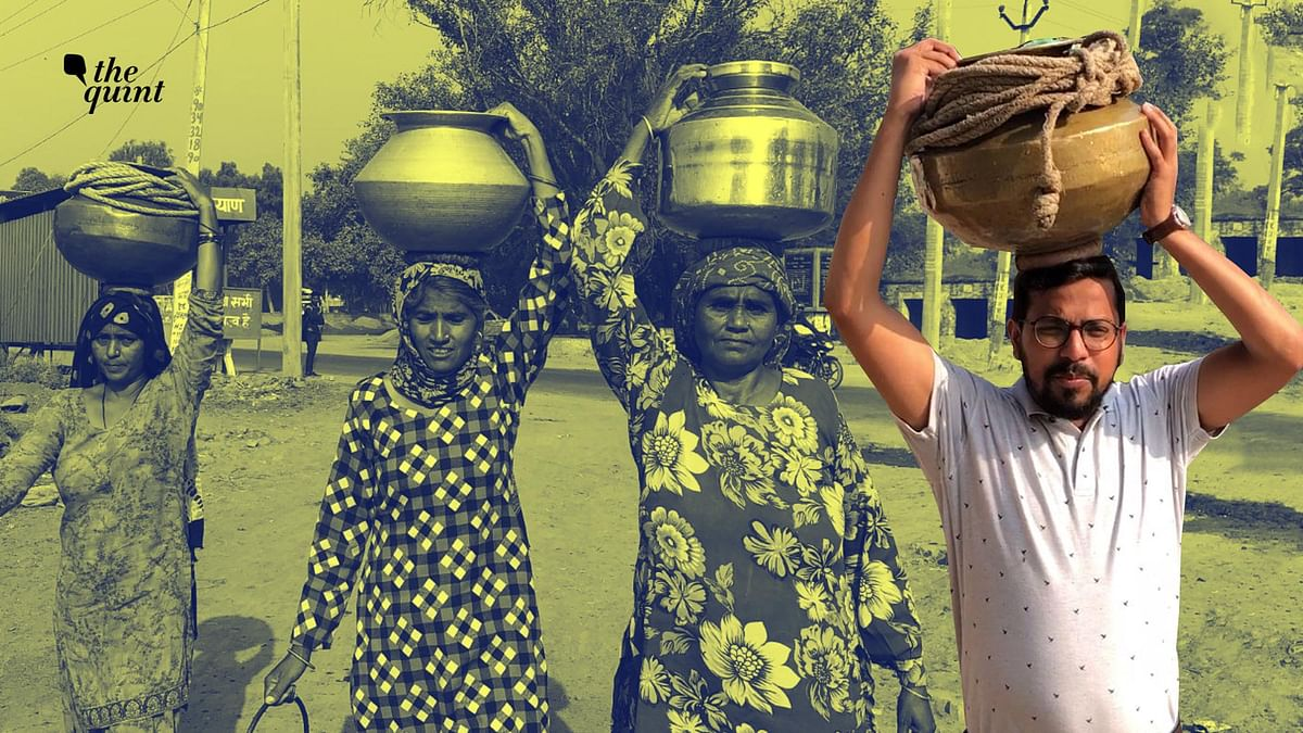 Despite Modi's 'Nal Se Jal' Mission, Women Walk Miles to Get Water