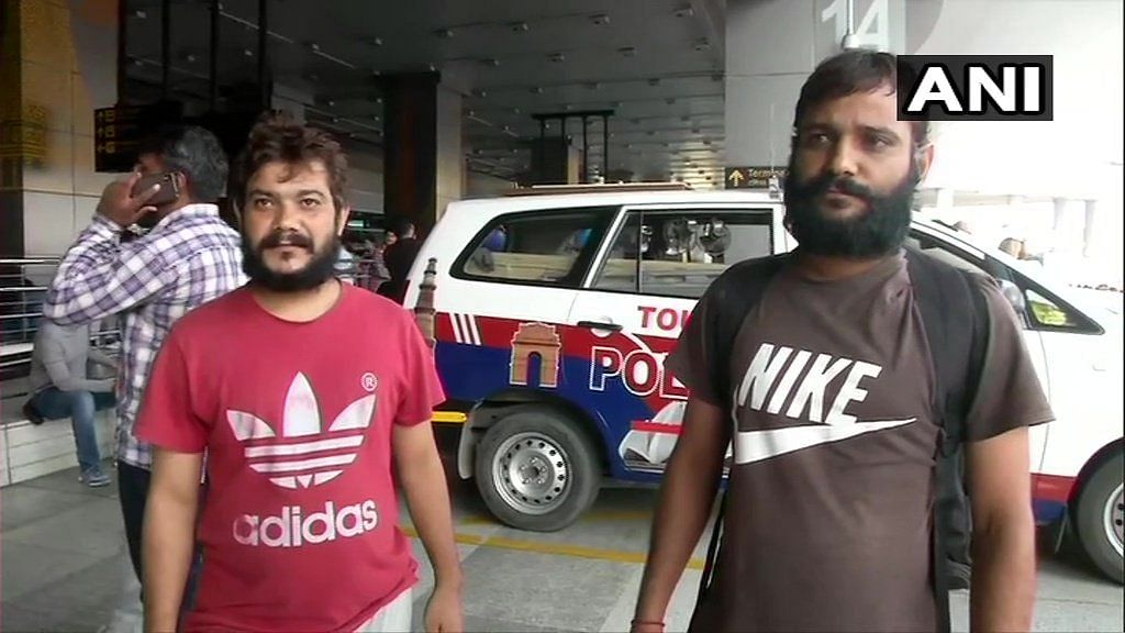 Over 300 'Illegal' Indians Deported by Mexico, Arrive in New Delhi