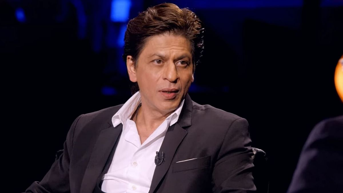 I Don't Think Aryan Can Act: SRK on David Letterman's Show