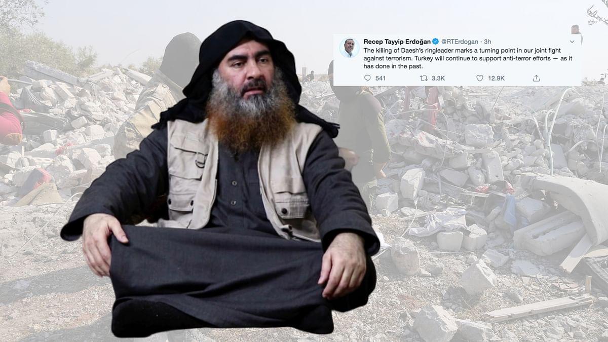 World Leaders Hail Baghdadi's Death as Huge Anti-Terror Milestone