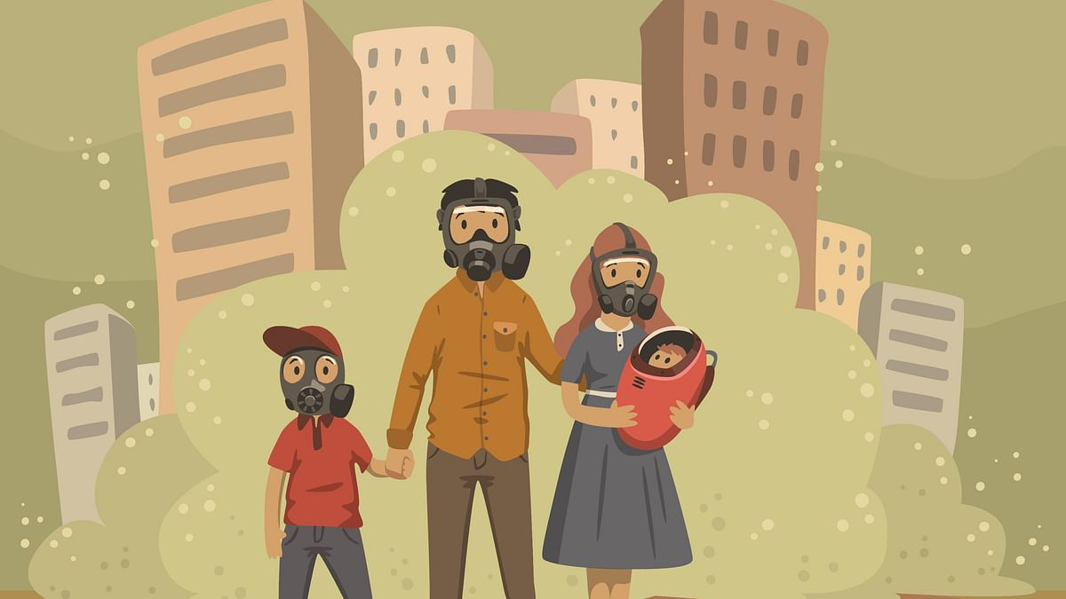Smog, Smog Everywhere: How To Protect Kids from Air Pollution?