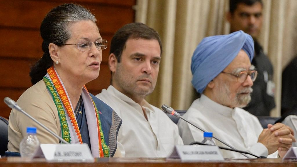 Post CWC Meet, Cong Appoints New Chief Whip & Forms Group of MPs