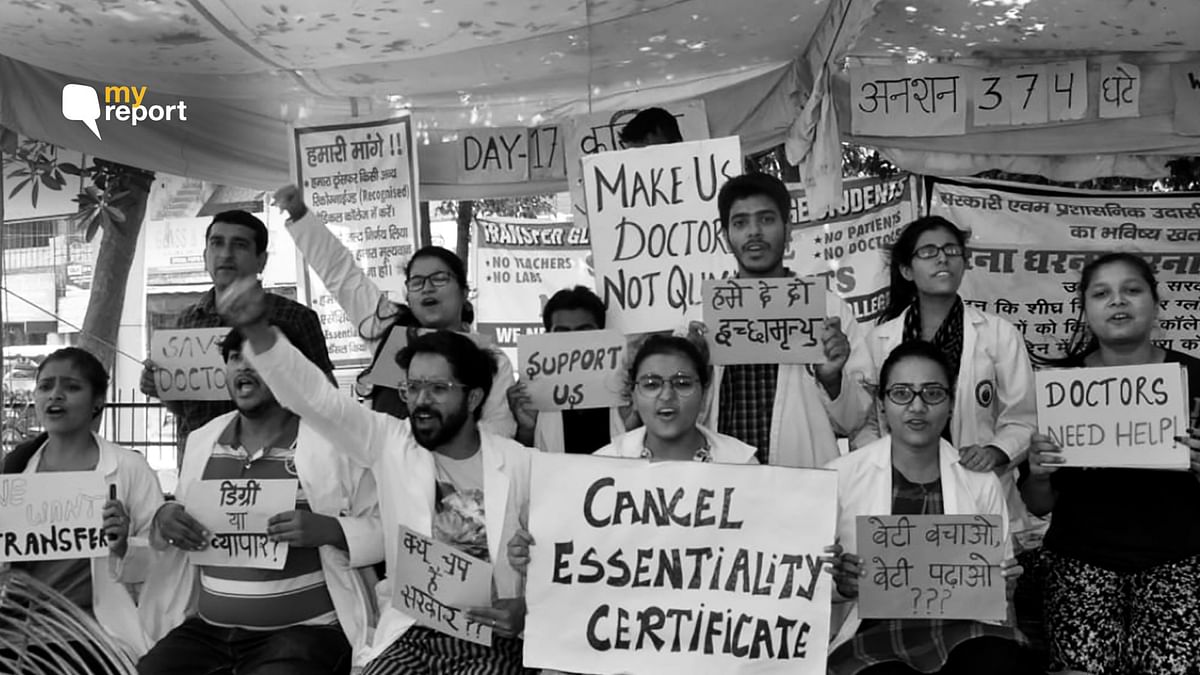 MBBS Students' Future in Jeopardy as Our College Failed Inspection