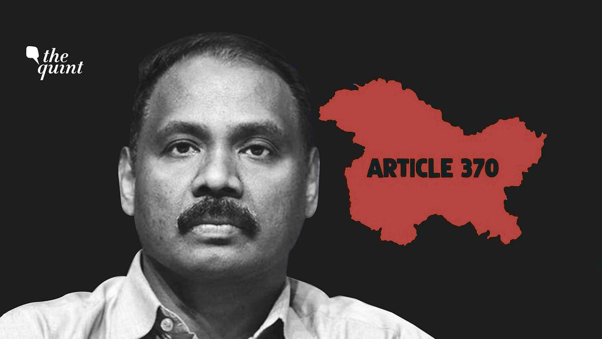 Why Jammu & Kashmir Got Girish Murmu As Its First Lt Governor