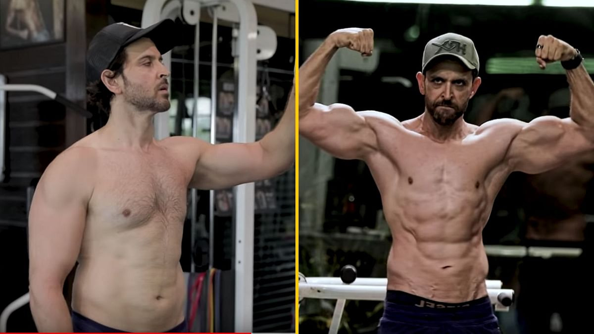 Watch How Hrithik Painfully Earned Back His Six Pack for 'War'