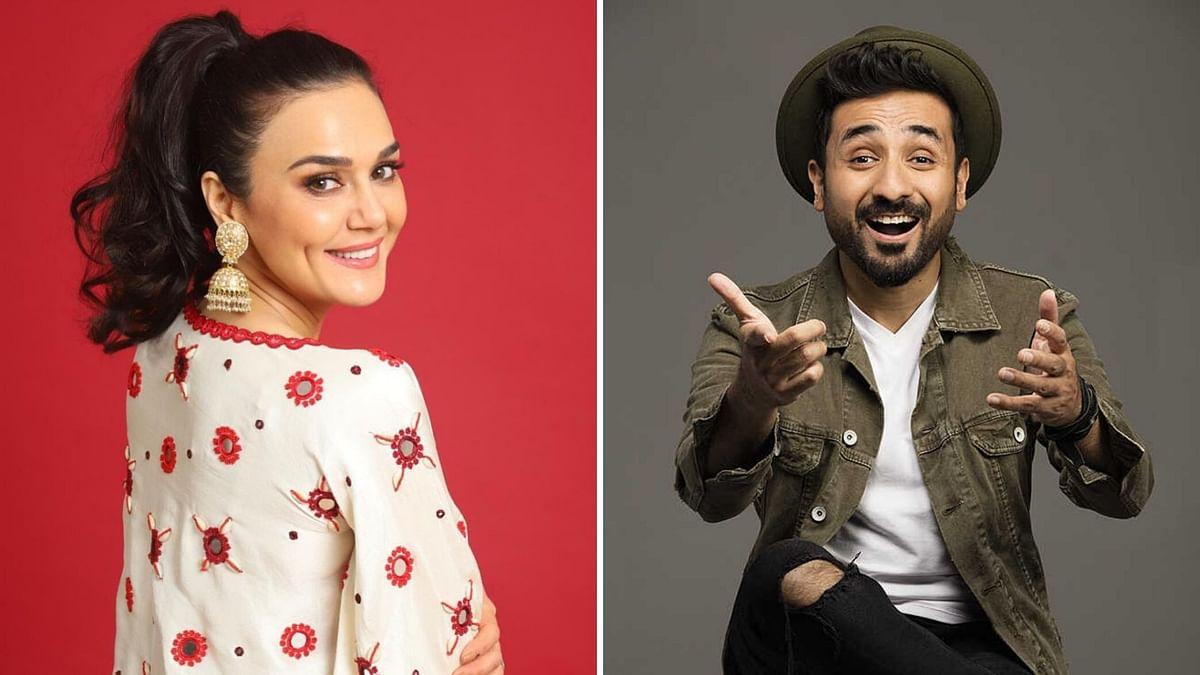 Preity Zinta, Vir Das to Star in American Sitcom Spinoff Series
