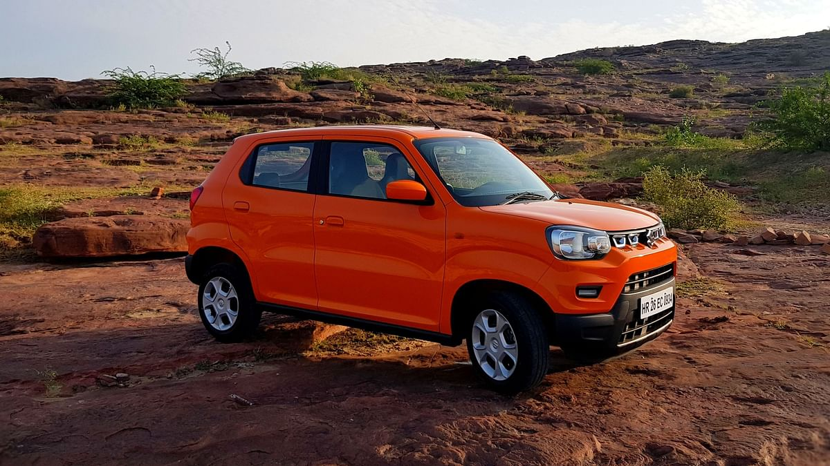The Maruti Suzuki S-Presso is priced between Rs 3.69 lakh and Rs 4.91 lakh ex-showroom.
